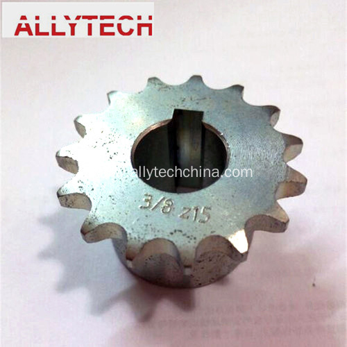 Precision OEM Brass Forging Casting Part Gearing