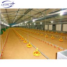 Equipo automático de avicultura de pollo de marca LEON