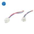 4pin molex microfit médical et équipement de conditionnement physique câble assemblys câble assy