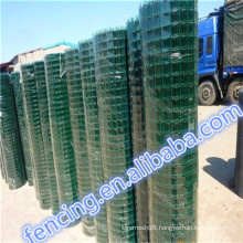 High quality Electric Galvanized Low carbon steel Euro fence