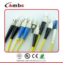 SC LC ST FC MU MTRJ Conector MPA E2000 SMA Conector de fibra óptica e2000