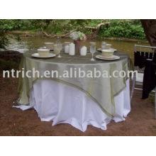 Simple pero elegante mesa