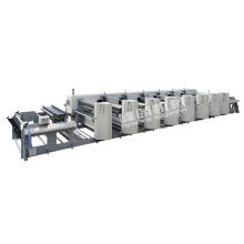 La mejor máquina de impresión multicolora de alta velocidad de la venta (FM-1000)