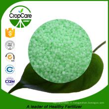 Service d'OEM Certifié ISO Fertilisant Uré Revêtu de Sulfure