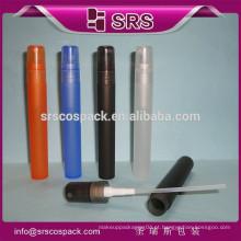 PP frasco de perfume e todos os tipos de capacidade 4ml 7ml 9ml 12ml 16ml 20ml 30ml frasco de perfume preto