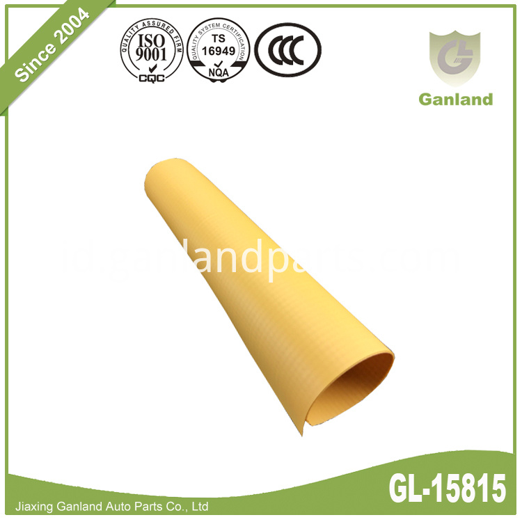 Heavy Duty Waterproof PVC Tarpaulin GL-15815-3