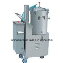 Aspirador de pó farmacêutico de aço inoxidável de alta eficiência