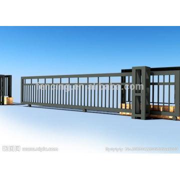 Высококачественные раздвижные главные ворота (производство)