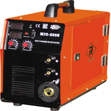 Two Functions High Duty Cycle IGBT Inverter MIG Welder (MIG-140S/160S)