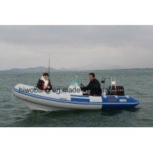 Rib420 Fiberglas Motoryacht