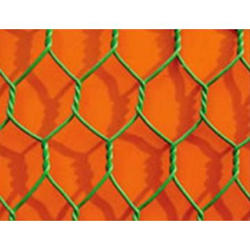 Rede de Arame Hexagonal Galvanizado