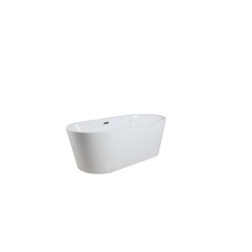Красивая ванна Чистая акриловая ванна