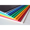 2mm colors light weight pvc foam board and pvc sheet for advertising signage panel