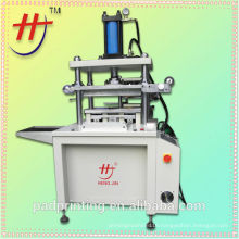 HH-4060 sidle hydraulic hot foil stamping machine for gold and silver color