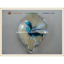 Стеклянный холодильник магнит для продвижения или сувенир