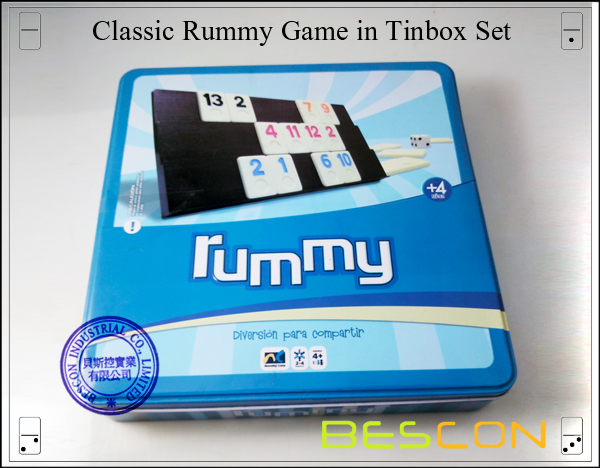 Classic Rummy Game-3