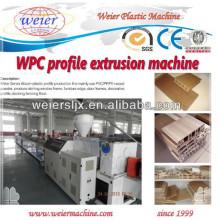 WPC/PE Profile Extrusion Line