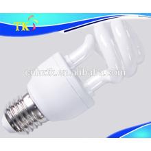 Lámparas CFL de media espiral