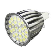 SMD 5050 24PCS MR16 Светодиодный прожектор (MR16AA2-S24)