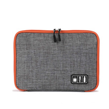 Electronic Accessories Cable Organizer Bag Charging Cable Cellphone Mini Tablet Waterproof Travel Cable Storage Bag