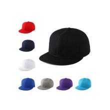 Синий с плоским законопроект snapback шапки для Выдвиженческого