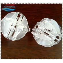 PE15mm 25мм 38мм 50мм Пластиковые многогранные полый шар сфера