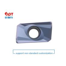 Super hard carbide  milling inserts for hardened steel