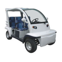 Electric Patrol Car, 4 Seats, CE Certified, Used for Security Purpose