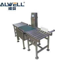 Automatic box conveyor checkweigher