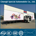 Portable Flexible Roadshow Wagon Outdoor Dancing Platform Truck