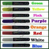 15mm Nib 8 Color Pack Dry Wet Erasable Liquid Chalk Marker Water Based Pen for Any Billboard