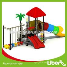 Parc d'attractions ASTM Équipement d'aire de jeux pour enfants en plein air