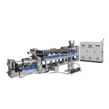 PE regrind flakes pelletizing machine