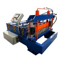 Kurvenbiegemaschine der automatischen hydraulischen Metalldachplattenkurve