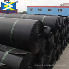 Factory Price High Quality HDPE Geomembrane Pond Liner 1.5mm 2mm Thickness For Landfill