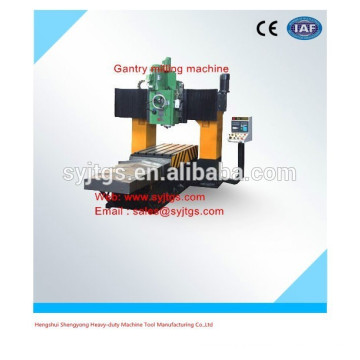 Fraiseuse à portique CNC