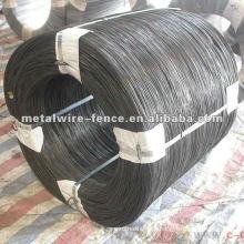 Fio de ferro recozido preto (fio de aço de baixo carbono)