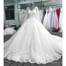 Robe de mariée robe de mariée en ivoire WT408