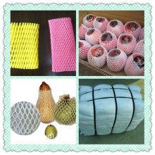 Cheap Food Packaging Sleeves Net for Mango Fresh Fruit Protection