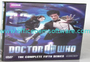 Doctor Who: The Complete Fifth Series [blu-ray] (2010)
