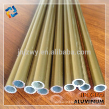 Alloy 6061 extruded aluminum round pipe