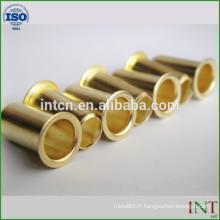 fournisseur professionnel pour rivets en laiton