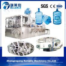 Máquina automática de llenado de agua de barril de 18.9L
