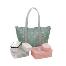 Custom Insulated Lunch Bag Premium Meal Management Bag Portable Meal Prep Bag