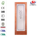 Harvest Woodgrain Unfinished Alder Interior Door Slab