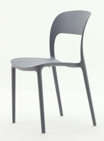 Modern Plastic Dinning Leisure Chair
