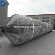 Certificado CCS Buena garantía de calidad Bolsas submarinas de levantamiento de aire marino