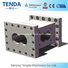 Barril extrusor de doble tornillo de caucho al por mayor Tengda