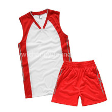 blank new style basketball wear with mens design hot season