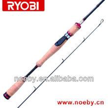 RYOBI AQULIA S662L telescopic fishing rod